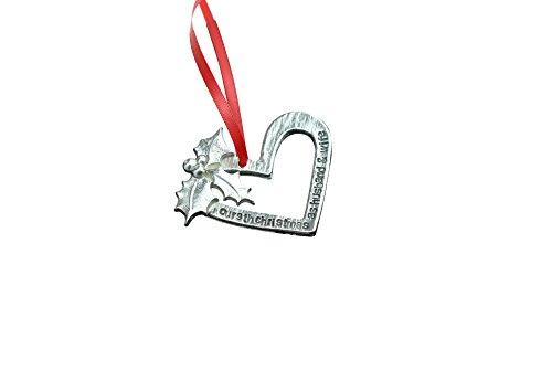 Unsere 9. Weihnachten als Mann & Frau–9. Hochzeitstag Weihnachtsbaum Dekoration