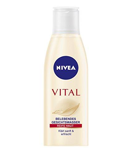 Nivea Vital Gesichtswasser für reife Haut, 1er Pack (1 x 200 ml)