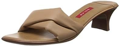 Soles Women's Beige Fashion Sandals - 7 UK (30317)