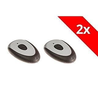 2 Tedsen Teletaster SKX1WD Handsender Original Garagentoröffner Funk Fernbedienung Elka Berner GfA 433 Mhz Codierschalter