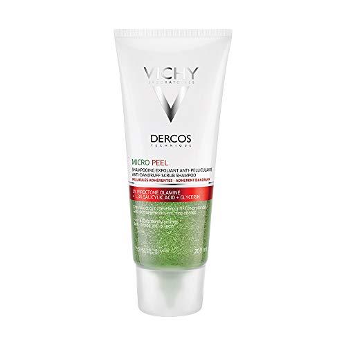 Dercos Micro Peel Anti-dandruff Exfoliating Shampoo 200ml