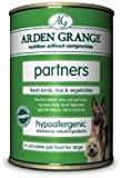 Arden Grange Dog Food Partners Fresh Lamb, Rice and Vegetables 6 X 395 g (Pack of 4)