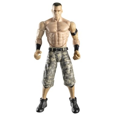 john-cena-wwe-wrestling-flexforce-lightning-with-hook-throwin-action-figure-in-camo-shorts-by-mattel