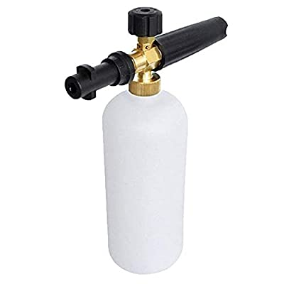 SavingPlus Karcher K Series 1L Pressure Washer Snow Foam Lance Bottle UK from SavingPlus