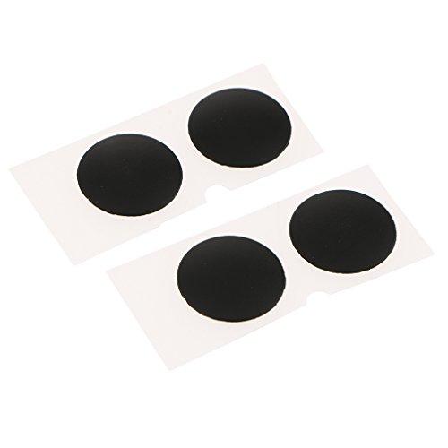 Homyl 4 Unterseite Gummifüße Fuß Ersatzteil für MacBook Pro A1278, A1286 (Macbook Pro Ersatzteile)