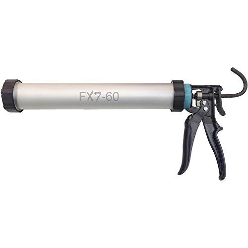 Preisvergleich Produktbild IRION Kartuschenpistole FX7-60 für 310 ml Kartuschen und 600 ml Beutel, 1 Stück,571166