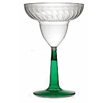 Fineline Einstellungen Flairware grün 340 ml Margarita-Glas, 96 Stück