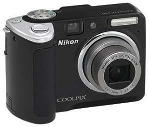 """Nikon Coolpix P49 Appareil photo numérique compact 8 Mpix Ecran 2,4"""" Zoom optique 3,6x Noir"""