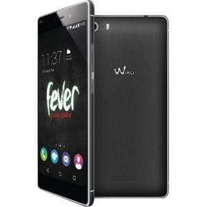 Wiko Fever Special Edition Smartphone, Dual SIM, 64 GB, Marrone