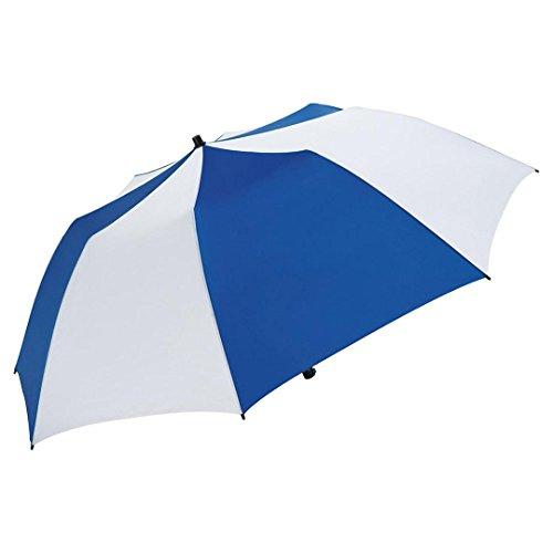 FARE Sonnenschrim Travelmate Camper mit UV Schutz 50+ von noTrash2003® (Blau/Weiß)