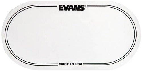 Evans EQPC2 Patches EQ Patch Plastik Double Pedal
