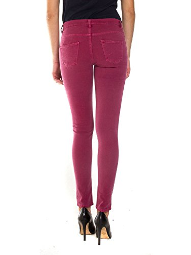 Carrera Jeans, Jeans Skinny Donna 417 - Magenta