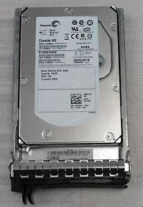 Dell 0N226K Festplatte 300GB SAS 3,5' 15k MBA3300RC mit Caddy Rahmen