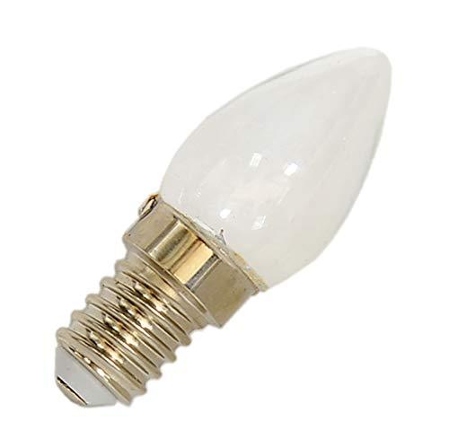 Rossi Rosa LED-Lampe, Warmweiß E14, 220 Volt, Größe: 2,3 x 6,1 cm, 1 Stück