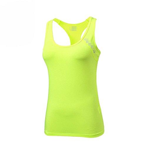 Les Femmes La Formation Le Yoga La Transpiration Un Séchage Rapide Et Une Veste De Sport green