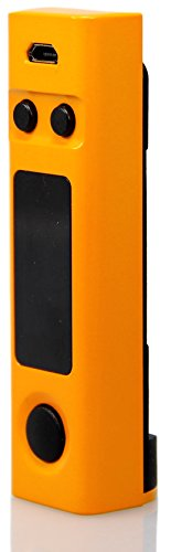 eVic-VTC Dual TC Box Mod 75/150 Watt - produced by Joyetech - Farbe: orange