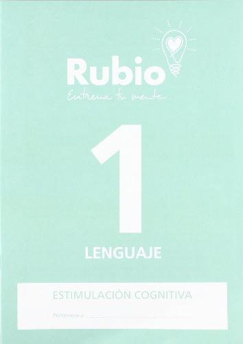 Cuadernos Rubio: Lenguaje 1 por ENRIQUE RUBIO POLO