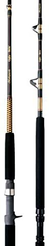 Shakespeare One-Piece Ugly Stik Big Water Boat Spin Rod, 7-Feet by Shakespeare
