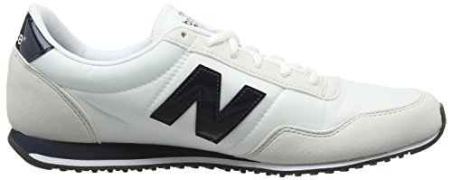 New Balance U396 Clásico, Scarpe Tecniche Unisex Adulto Bianco (White)