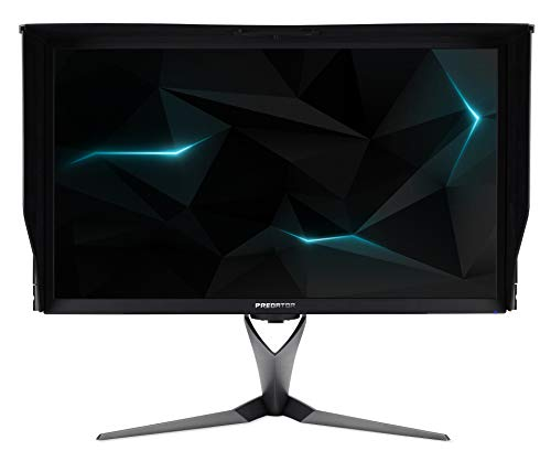 Acer Predator X27 27' 4K Ultra HD LED Plana Negro pantalla para PC - Monitor (68,6 cm (27'), 3840 x 2160 Pixeles, 4K Ultra HD, LED, 4 ms, Negro)