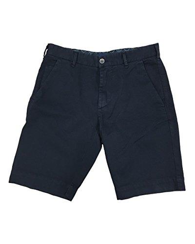 Pantalone corto tessuto nido d'ape Perfection Blu
