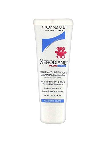 Noreva Xerodiane Plus-Creme 40ml Anti-Irritationen