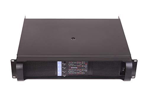WANGYONGQI 4CH 4 * 2500 Watt Class TD 10000q Line Array Leistungsverstärker Profi DJ Subwoofer Endstufen Play TIP10000q