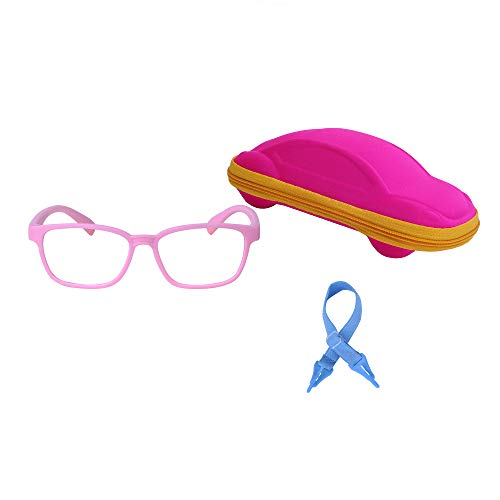 Unisex Cyxus Occhiali luce blu bloccanti per il blocco della cefalea UV Anti Eyestrain Occhiali retr/ò uomini//donne Nero//Edizione di aggiornamento 2019