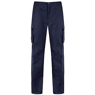 Alsico Alsi Cargo Trouser (40R (31'), Blue Shadow)