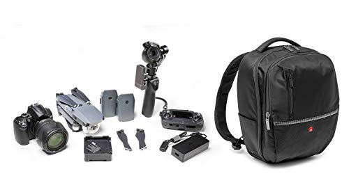 Manfrotto MB MA-BP-GPM Advanced Gear Rucksack Größe M Mas Accessory Pocket