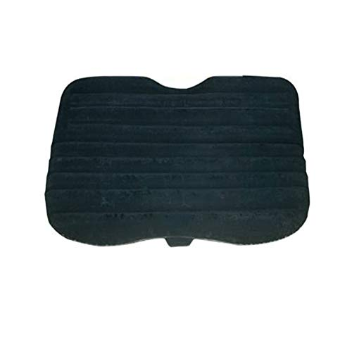 ZOUBIAG Fahren Der Hinteren Aufblasbaren Matratzen-Auto-Bett-bequemen Reise-Auflage (Color : Black, Size : A) -