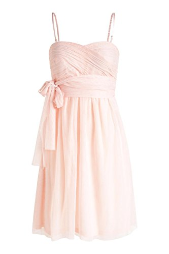 ESPRIT Collection Damen Kleid Rosa (LIGHT PINK 690)