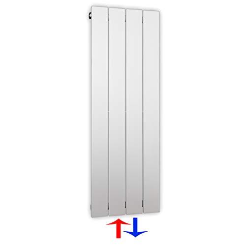 Design Paneelheizkörper Heizkörper Badheizkörper 90 x 30 mit Mittelanschluss (282 Watt nach EN442)