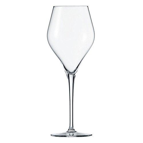 Schott Zwiesel Finesse 6-teiliges Chardonnay Set Weißweinglas, Glas, transparent 30.3 x 20.5 x 23.6 cm, 6-Einheiten