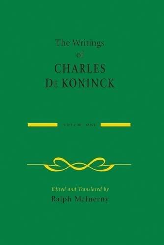 the-writings-of-charles-de-koninck-volume-1-by-charles-de-koninck-2016-02-29