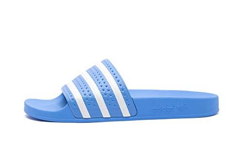 adidas Adilette (hellblau/weiß) - 38 EUR · 5 UK