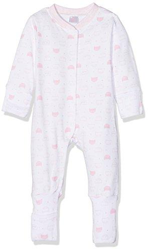 Kanz Baby-Mädchen Zweiteiliger 1tlg Schlafanzug, Mehrfarbig (Allover 0003), 74