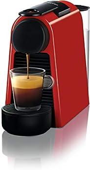 Nespresso Esenza Mini Coffee Maker, Red, D030RE