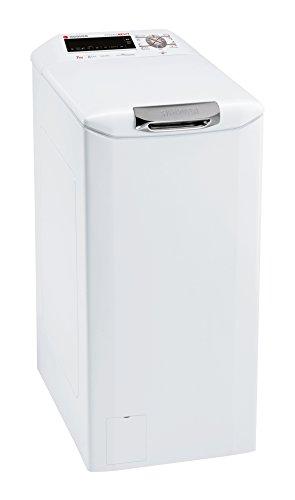 Hoover NEXT S372 TA Waschmaschine Toplader, A+++, 1200 UpM, 7 kg