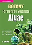 Botany for Degree Students Algae