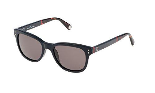 Carolina herrera she6105109gu, occhiali da sole donna, nero (negro), 51