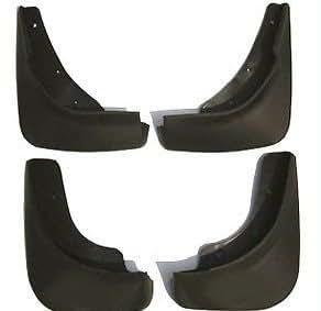 Bavettes garde-boue éclaboussures garde 4pcs ajustement pour 2006 2007 2008 2009 2010 VW PASSAT B6 SALOON