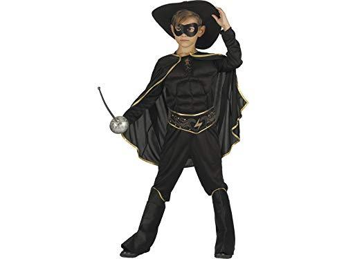 Kostüm Jungen Bandit Für - DISONIL Kostüm Bandit Junge Größe M
