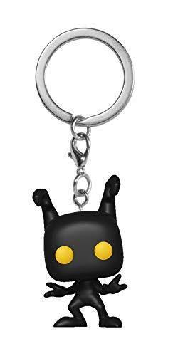 Funko 34066 Kingdom Hearts 3: Shadow Heartless POP Schlüsselanhänger Figur, Multi