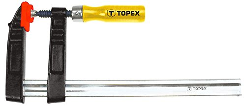 Topex 12A100 Sargento F (50 x 150mm, TUV/GS), 150mm