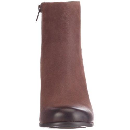 Ecco Jaffna 350733, Stivali donna Marrone (Braun/SEPIA 2574)
