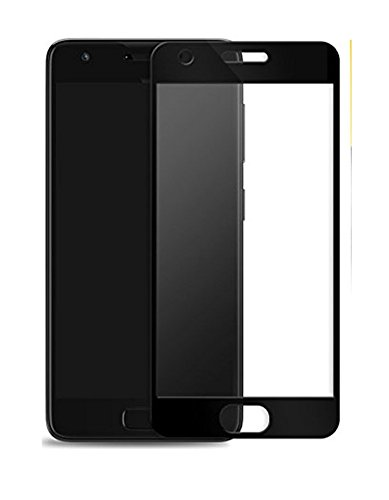 Plus 3D Tempered Glass Full Screen Protector For Lenovo Zuk Z2 Plus - Crystal Black