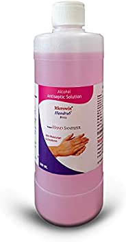 Microwin Handrub 70% Alcohol Based Hand Sanitizer - 500 ml