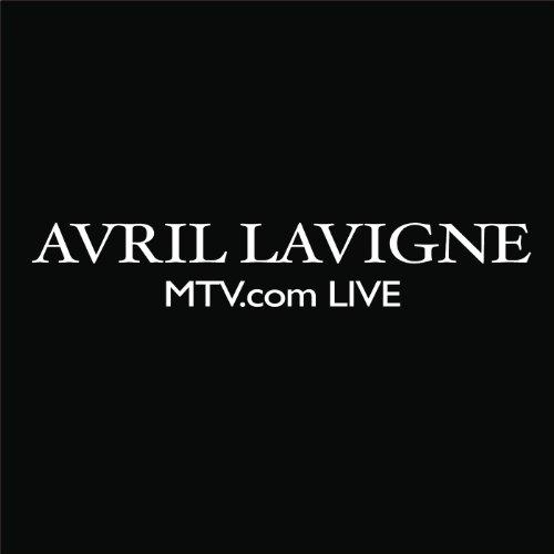 MTV.com Live - Avril Lavigne