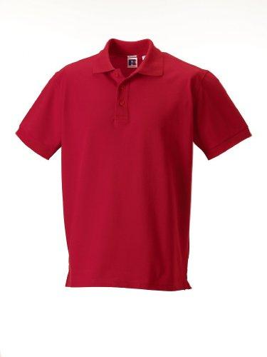 Best Pima Poloshirt Classic Red